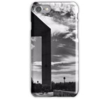 Puente del Planetario 2 iPhone Case/Skin