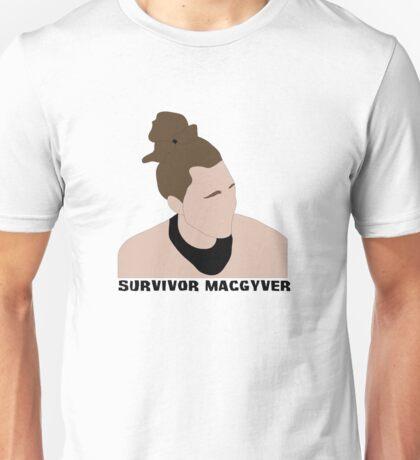 Survivor MacGyver Unisex T-Shirt