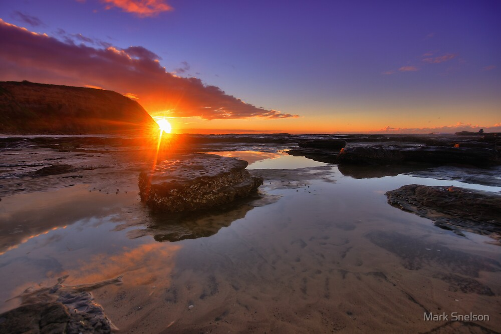 Susan Gilmore Sunrise 6 by Mark Snelson