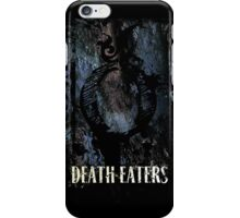 Death Eaters iPhone Case/Skin