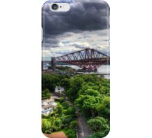 The Bridge from North Queensferry iPhone Case/Skin
