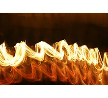 Light wave Photographic Print