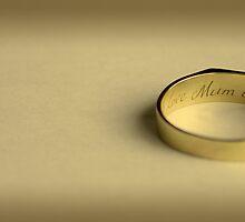 Gold Ring by David Wilson