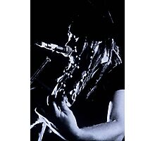 Musician Photographic Print