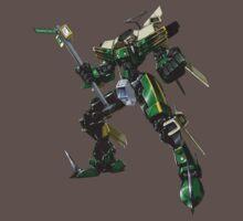 Tramsformer - Original Met Green by misterdavid
