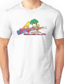 SEGA AM2 LOGO YU SUZUKI Unisex T-Shirt