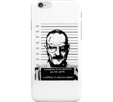 WW MUG SHOT iPhone Case/Skin