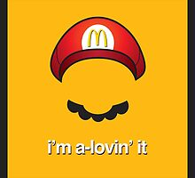 McMario by Sam Pea