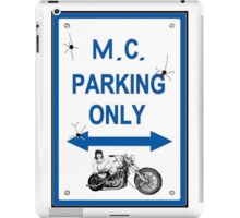 M.C. Parking 5 iPad Case/Skin