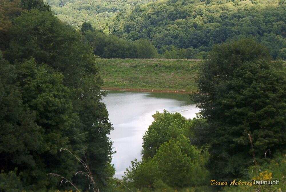 Lake Serene  by Dawnwolf