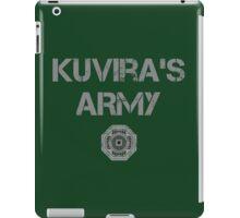 Kuvira's Army  iPad Case/Skin