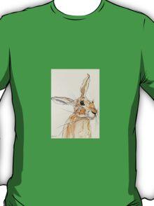 Hop Hare- Listening T-Shirt