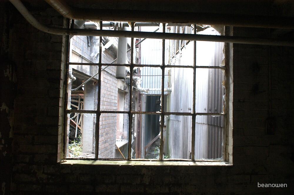 broken window by beanowen