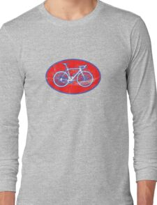 STP Bike Logo Long Sleeve T-Shirt