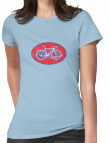STP Bike Logo Womens Fitted T-Shirt