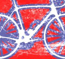 STP Bike Logo Sticker