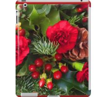Christmas in Red iPad Case/Skin