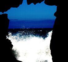 Crashing Waves by Sophia Vaizey