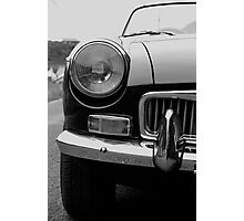 Classic MG Photographic Print