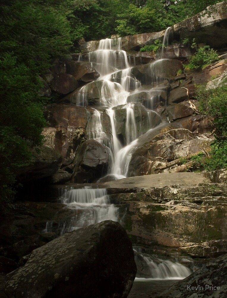 Ramsey Cascade by Kevin Price
