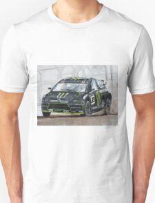 Liam Doran RallyCross Monster Citreon  T-Shirt