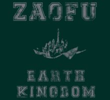 Zaofu, Earth Kingdom  by lokibending