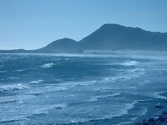 OCEAN COLOUR BLUE by Ceasar