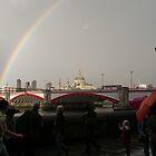 London Rainbow by Ceasar