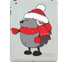Is that Santa !?! iPad Case/Skin