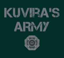 Kuvira's Army  by lokibending