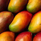 Mangoes by Jenny Hall