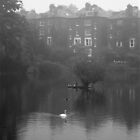 Hampstead Pond by Mark Sanders