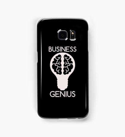 Business Genius Brain Samsung Galaxy Case/Skin