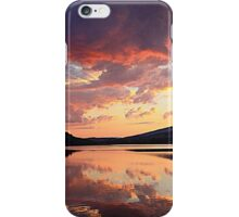 sunset @ the enchanted willow iPhone Case/Skin
