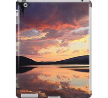 sunset @ the enchanted willow iPad Case/Skin
