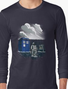 Dr. Interstellar Long Sleeve T-Shirt