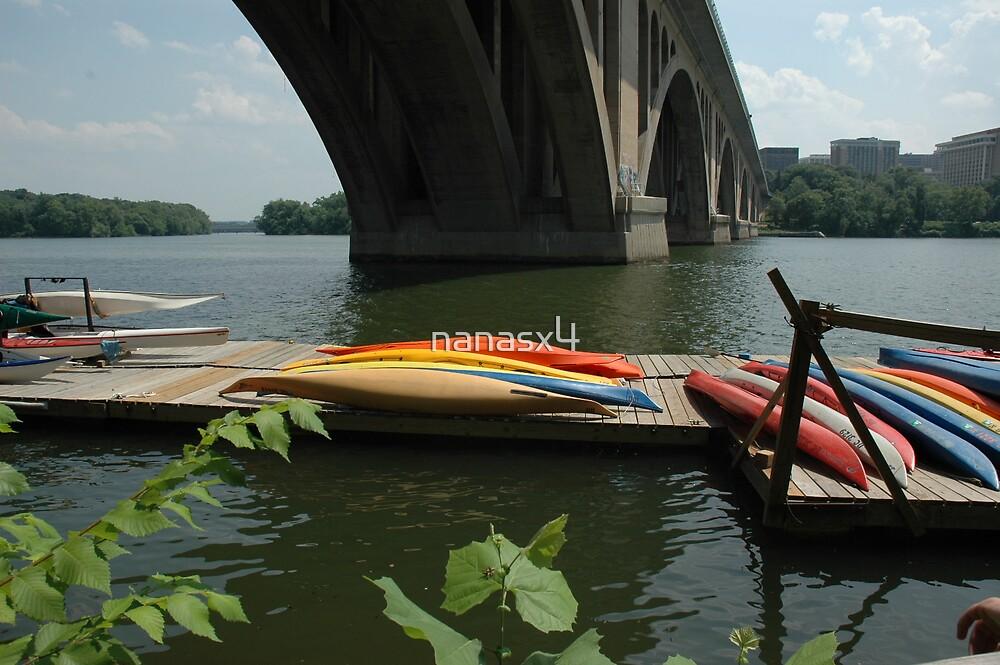 Kayak's by nanasx4