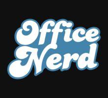 Office nerd by jazzydevil