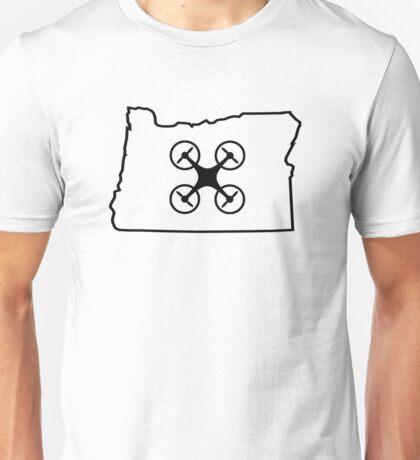 Oregon Love Drone Unisex T-Shirt