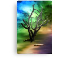 Fantasy Thoughts Canvas Print