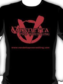 Vendetta Pro Wrestling logo T-Shirt