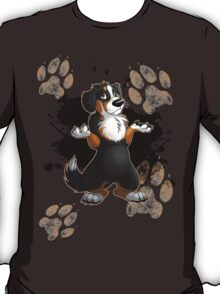 Muddy Paw Love T-Shirt