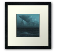 Sea Cloud Framed Print