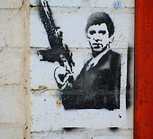 Tony Montana by mick8585