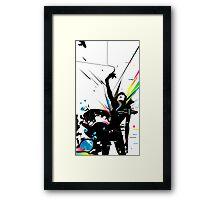 King 75 Framed Print