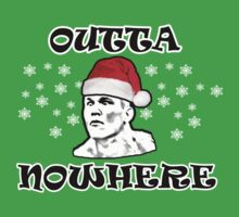 Christmas Outta Nowhere by aketton