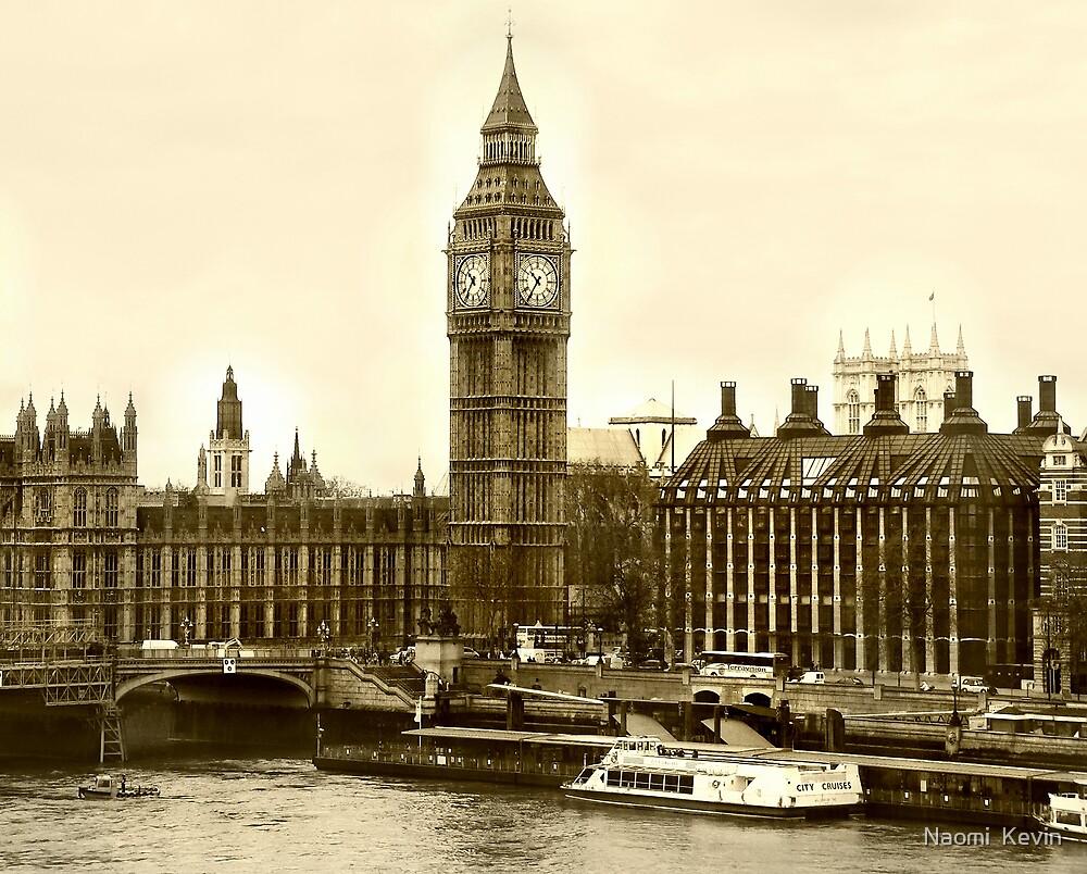 Timeless London by Naomi  Kevin