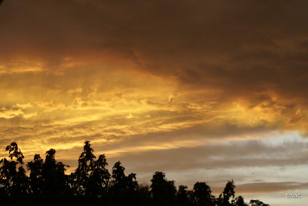 Blazing Sky 1 by tmac