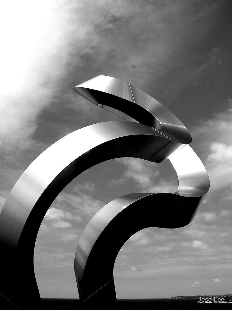 Sculptures by the Sea, Bondi Beach, Sydney 2006 by Jese Lee