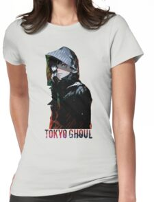 Anime: TOKYO GHOUL - Kaneki Womens Fitted T-Shirt